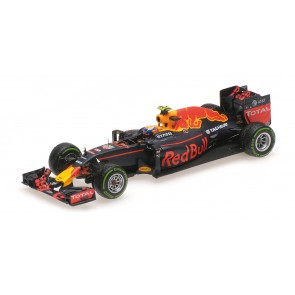 1:43 Red Bull Racing RB12, Max Verstappen '3rd Place Brazilian GP'