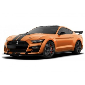 1:18 Ford Mustang Shelby GT500 Oranje