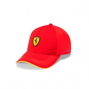 Scuderia Ferrari Tech Cap Red