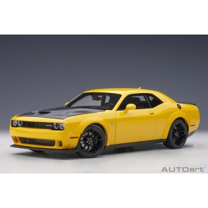 1:18 Dodge Challenger SRT Hellcat Widebody 'Yellow'