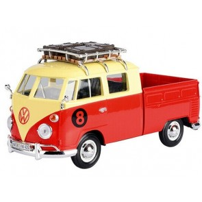 1:24 VW T1 Type 2 Pick Up 'No.8' With Roof Rack