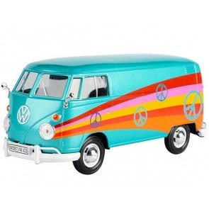 1:24 VW T1 Type 2 Delivery Van 'Peace'