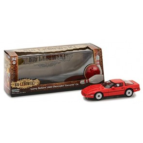 "1:18 1985 Chevrolet Corvette C4 ""The Big Lebowski"""