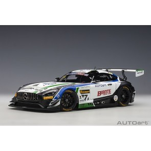 1:18 Mercedes-AMG GT3 Team Black Falkon Bathurst 2019