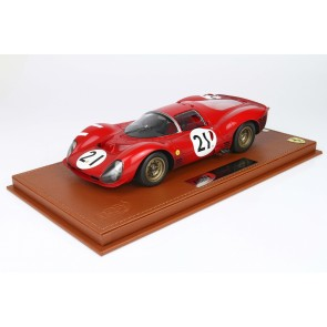 1:18 Ferrari 330 P3 24H Le Mans 1966 Dirty Version