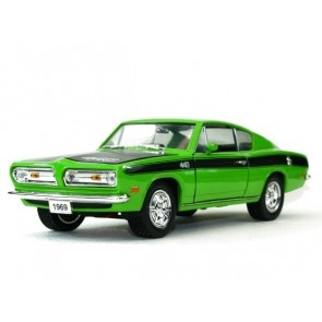 1:18 Plymouth Barracuda 1969