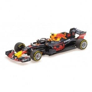 1:43 Aston Martin Red Bull Racing RB14 'Max Verstappen Showcar 2018'