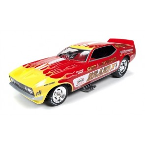 1:18 Ford Mustang Sien & Lankford - Brand X Funny Car