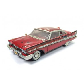 1:18 1958 Plymouth Fury 'Christine' Rusted dirty version