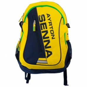 Ayrton Senna Helmet backpack