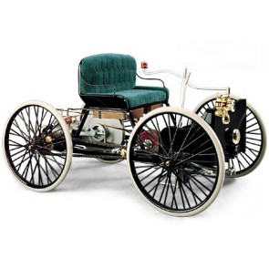 Ford Quadricycle 1896 1:6