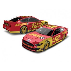 1:24 NASCAR Ford Mustang, R. Blaney '2020 Advance Auto Parts'