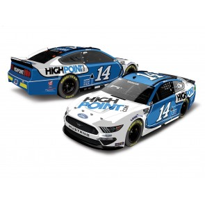 1:64 NASCAR Ford Mustang, C. Briscoe '2021 Highpoint'