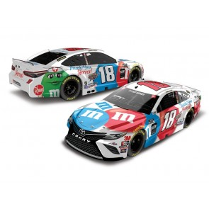 1:24 NASCAR Toyota Camry, K. Busch '2020 M&M Thank You Heroes'
