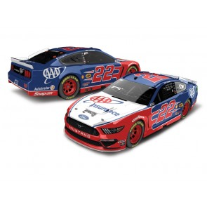 1:64 Ford Mustang, J. Logano '2020 AAA Insurance'