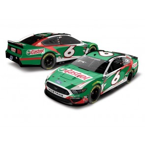 1:64 NASCAR Ford Mustang, R. Newman '2020 Castrol'