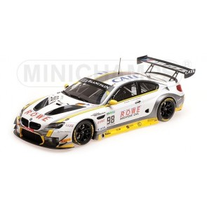 1:18 BMW M6 GT3 - Rowe Racing - 24h Spa Francorchamps 2017