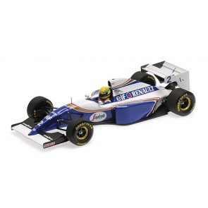 1:18 Williams Renault FW16 Ayrton Senna Pacific GP 1994