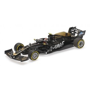 1:43 Rich Energy Haas F1 Team VF-19 Kevin Magnussen 2019