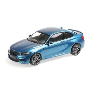1:18 BMW M2 Competition 2019