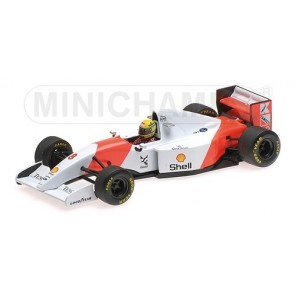 1:43 McLaren Ford MP4/8 Ayrton Senna 1993