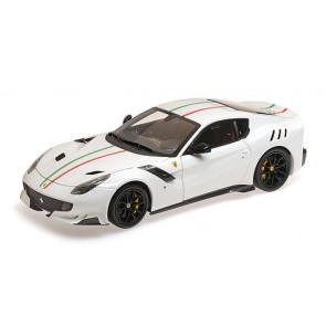 1:18 F12TDF 2015 wit met tricolore