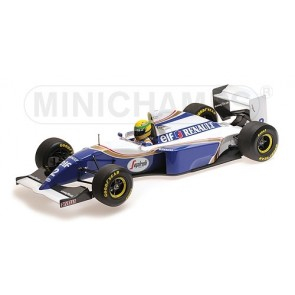 1:12 Williams Renault FW16 Ayrton Senna 1994