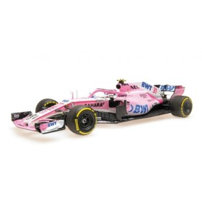 1:43 Sahara Force India VJM11 E. Ocon 2018