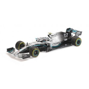 1:18 Mercedes AMG Petronas Motorsport F1 W10 EQ Power - Valtteri Bottas Winner USA GP 2019