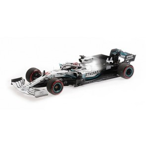 1:18 Mercedes AMG Petronas Motorsport F1 W10 EQ Power+, Lewis Hamilton German GP 2019