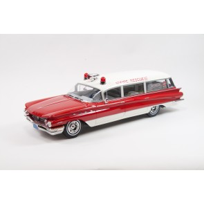 1:18 Buick Flexible Premier Ambulance