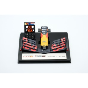 1:12 Red Bull Racing RB15 #33 Max Verstappen Nosecone & Pitboard