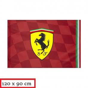2019 Ferrari 'Fan' Vlag Big