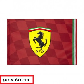 2019 Ferrari 'Fan' Vlag Small
