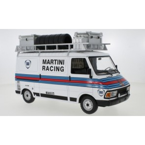 1:18 Fiat 242 Martini Rally Team Assistance 1990