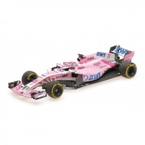 1:43 Sahara Force India VJM11 S. Perez  2018