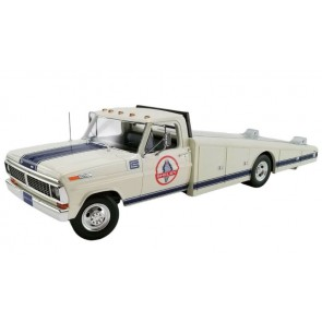 1:18 1970 Ford F-350 Ramp Truck 'Shelby Racing'