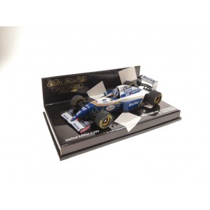 1:43 Williams Renault FW 16 David Coulthard