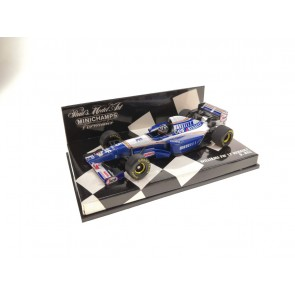 1:43 Williams Renault FW 17 Damon Hill