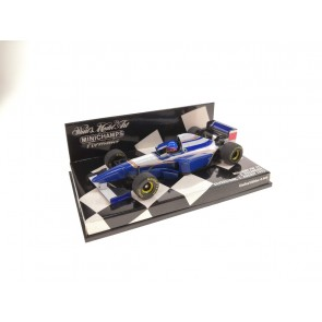 1:43 Williams Renault FW 17 Jacques Villeneuve GP Silverstone 1 August 1995