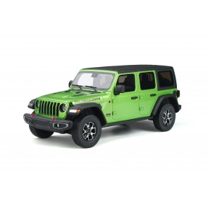 1:18 Jeep Wrangler Rubicon 2019 'Mojito Green'