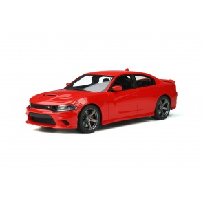 1:18 Dodge Charger SRT Hellcat Torch Red