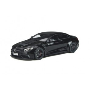 1:18 Prior Design S Class Coupe 'Obsedian Black'