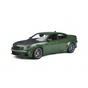 1:18 2020 Dodge Charger Hellcat Widebody F8 'Green'