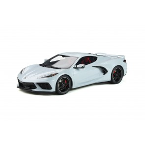 1:18 Chevrolet Corvette C8 2020 Ceramic Gray