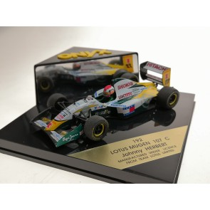 1:43 Lotus Mugen 107 C Johnny Herbert