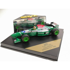 1:43 Forti Ford Luca Badoer Spanish GP 1996