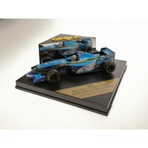 1:43 Pacific Ford PR02 Jean-Denis Deletraz