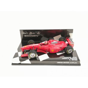1:43 Ferrari F1 1998 Launch Version Eddie Irvine
