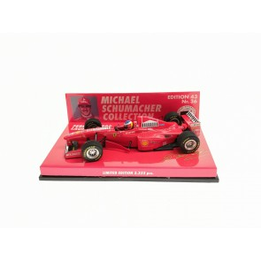 1:43 Ferrari F1 1998 Launch Version Michael Schumacher